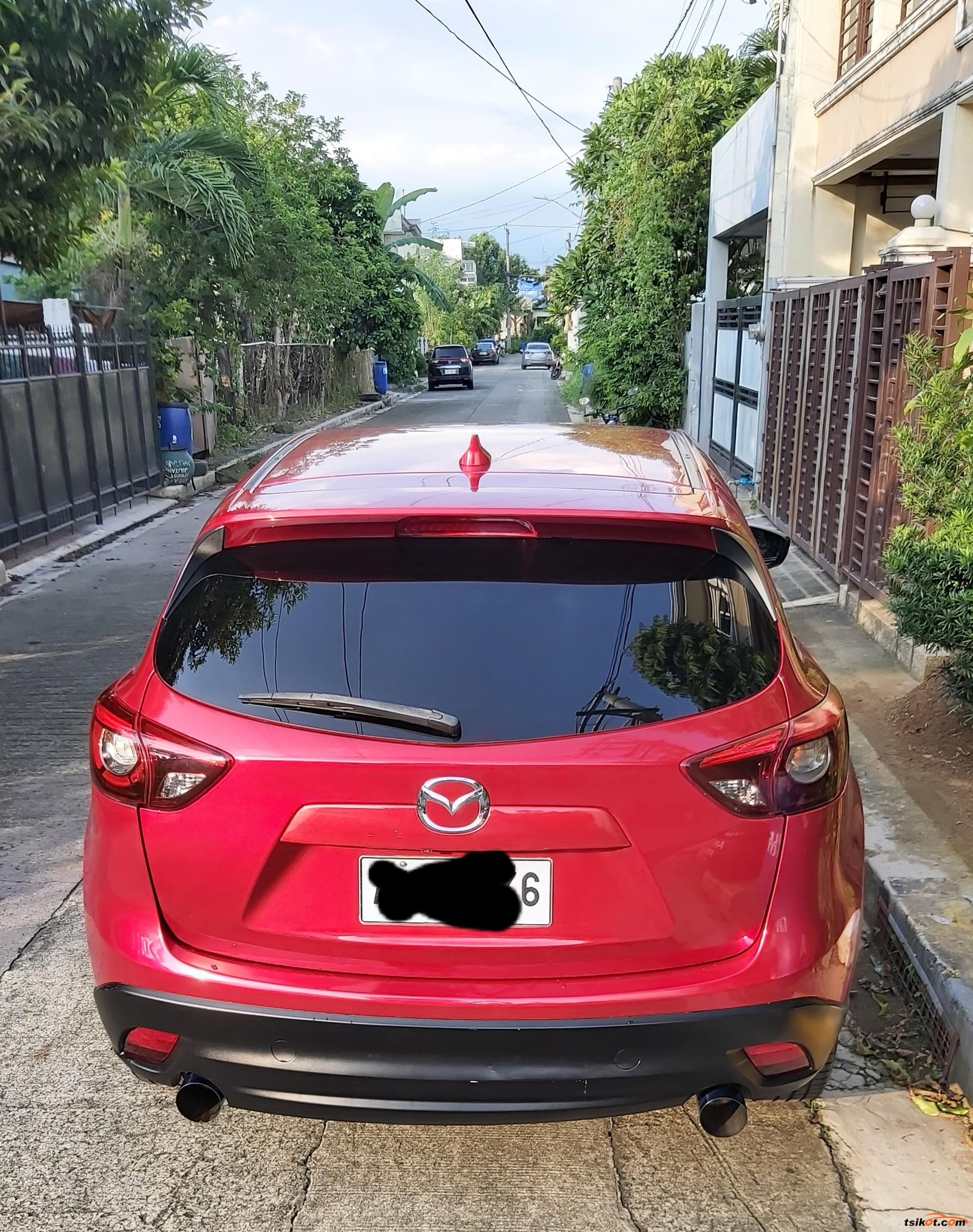 Mazda Cx-5 2015 - 10