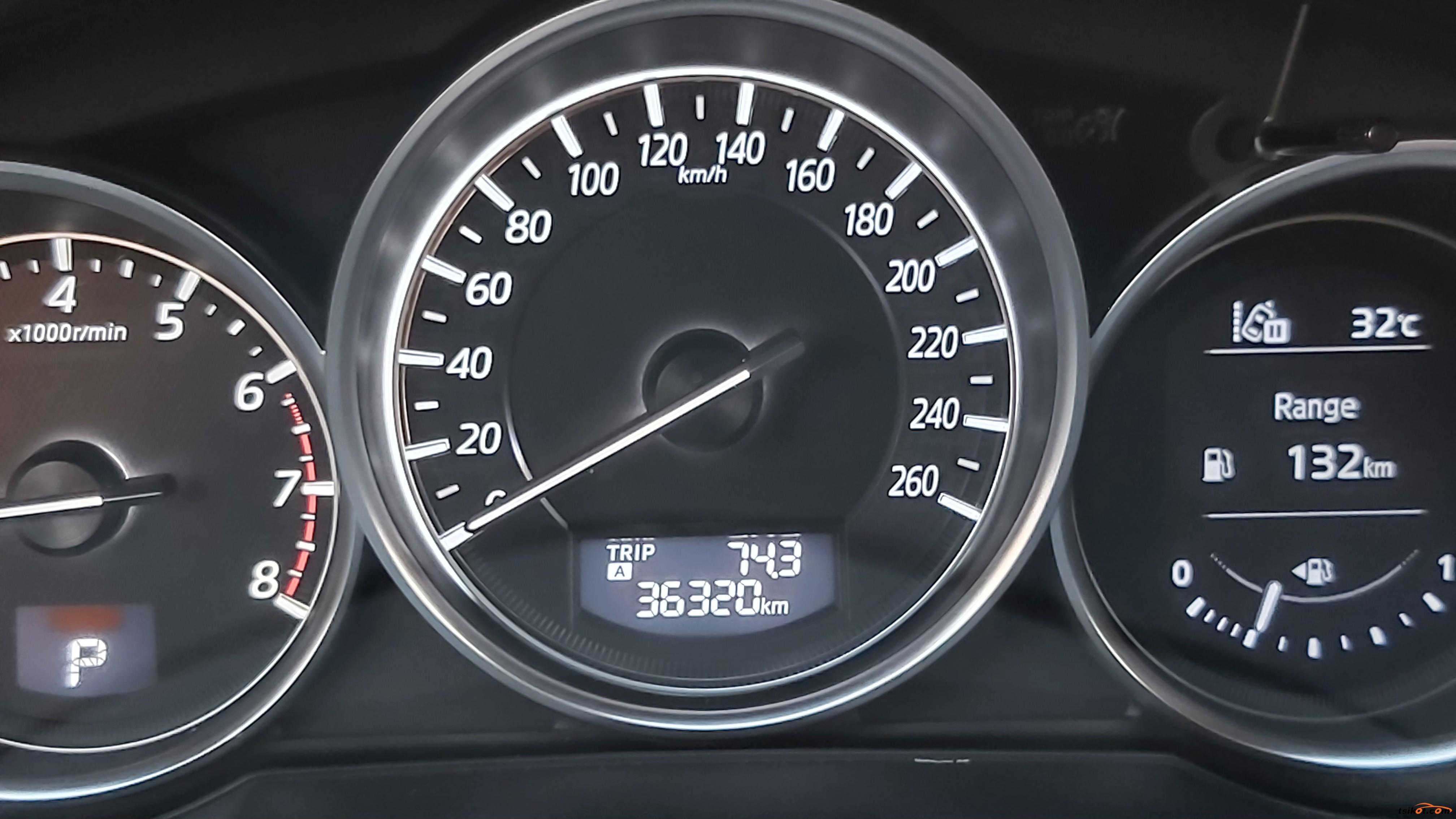 Mazda Cx-5 2015 - 2