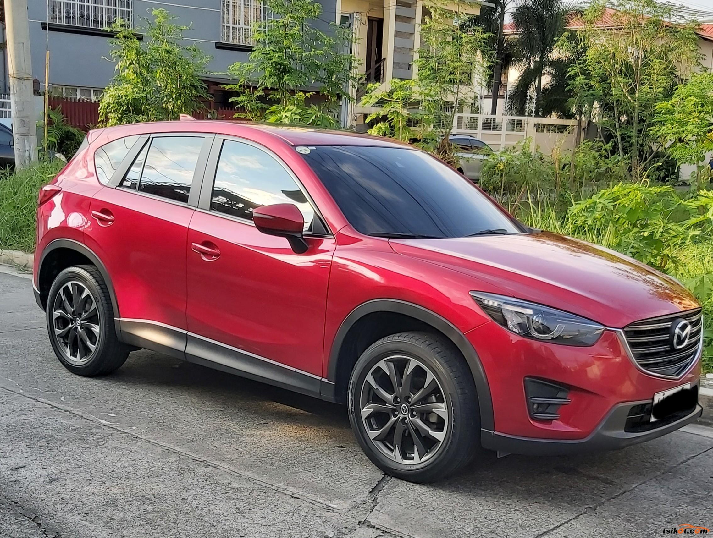Mazda Cx-5 2015 - 8