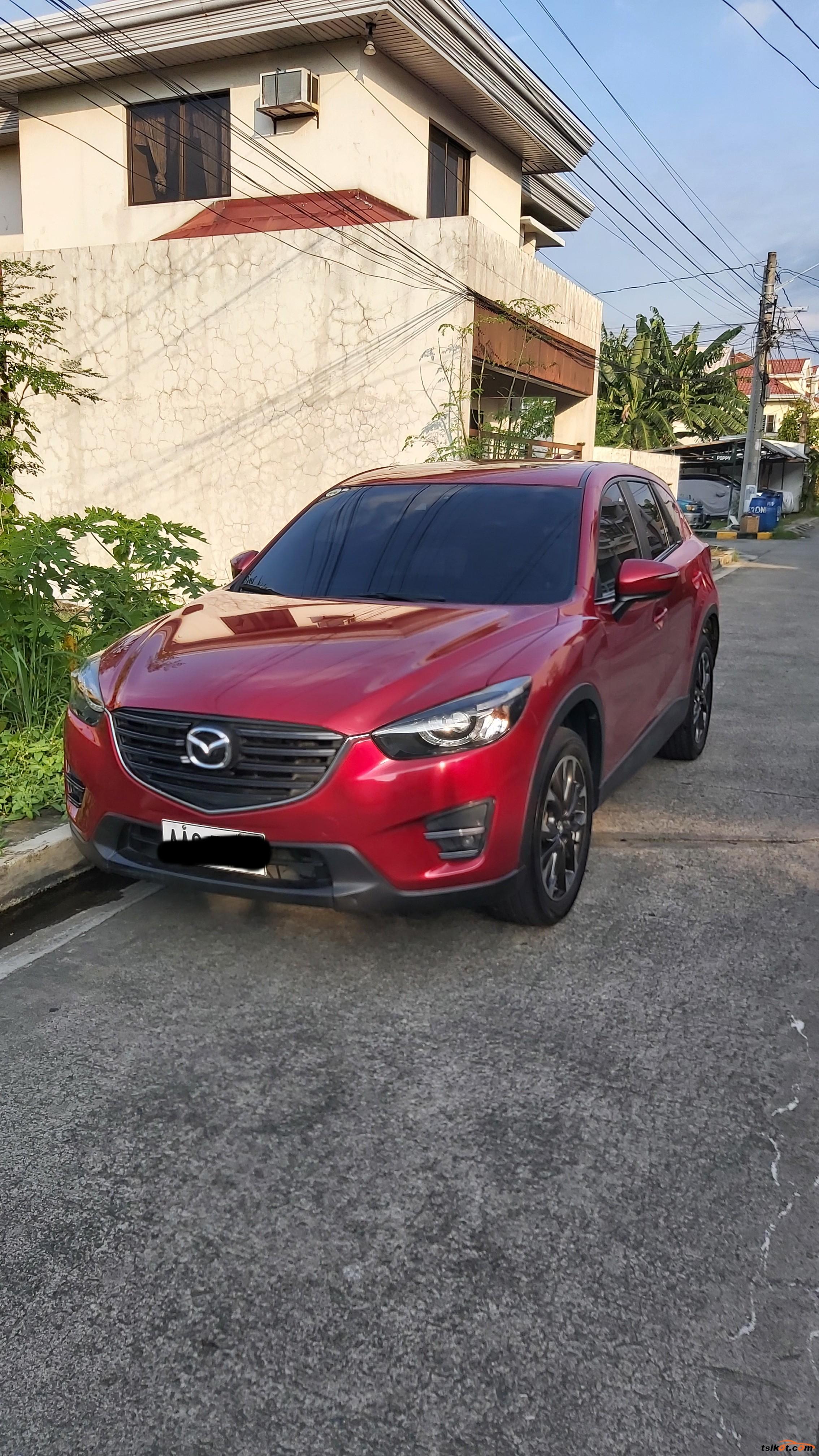Mazda Cx-5 2015 - 9