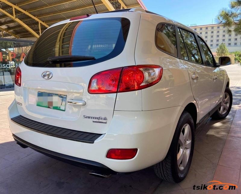 Hyundai Santa Fe 2009 - 2