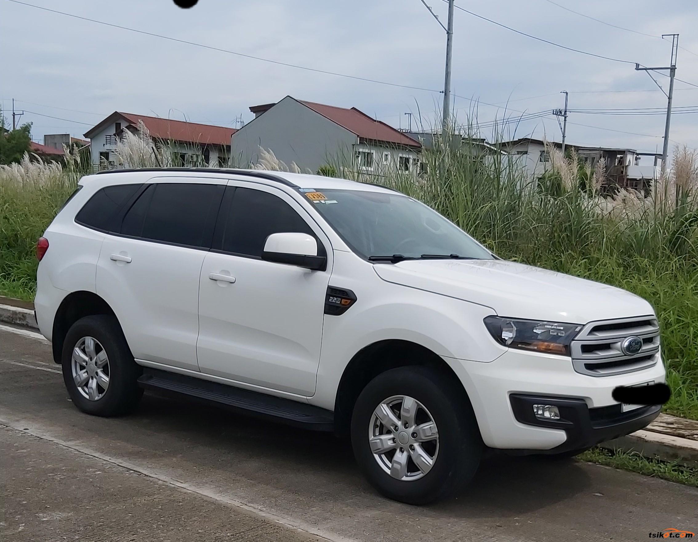 Ford Everest 2017 - 2