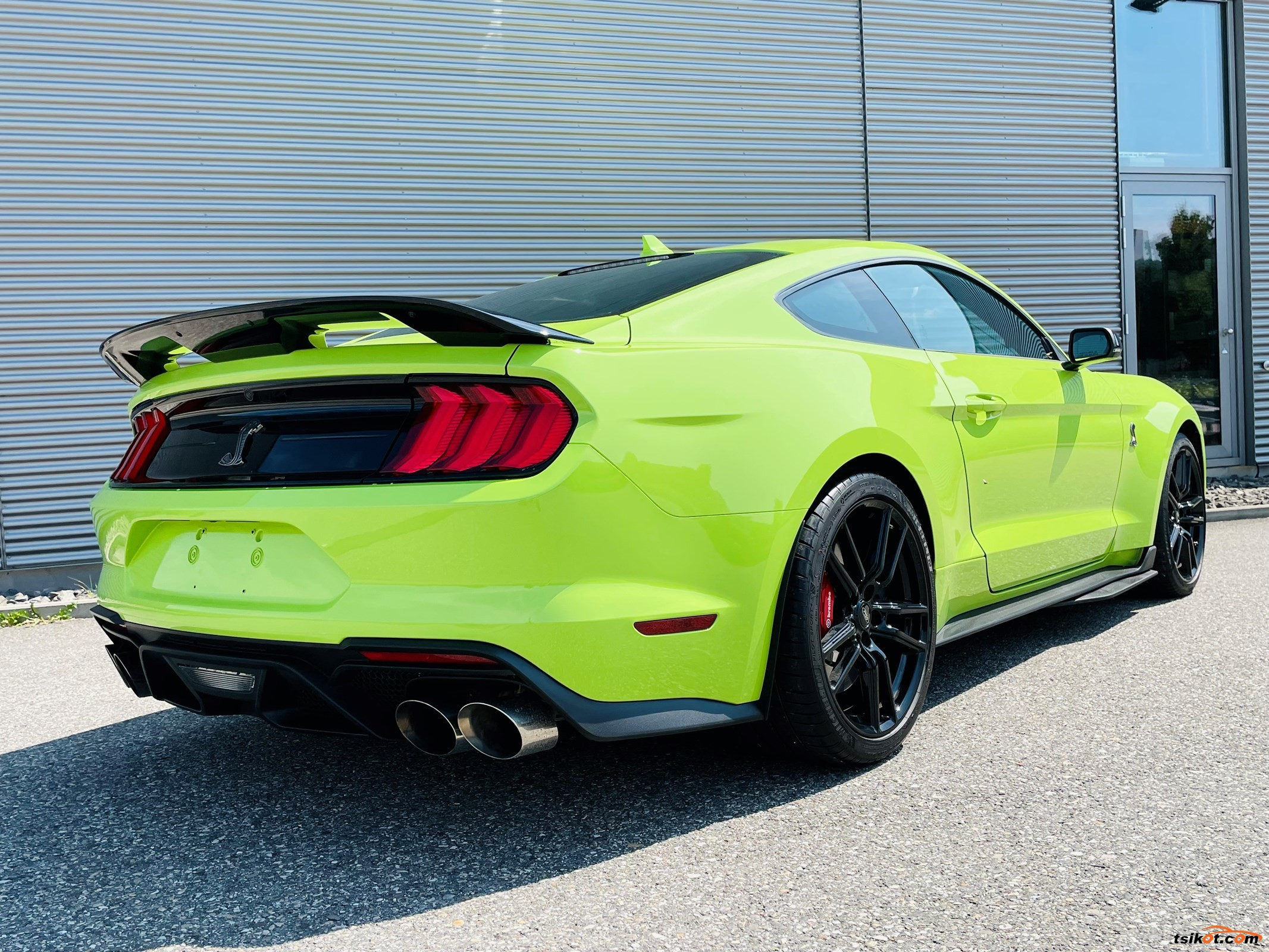Ford Mustang 2018 - 10