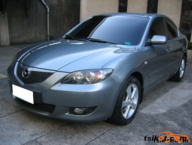 mazda 3 2005 car for sale metro manila philippines. Black Bedroom Furniture Sets. Home Design Ideas