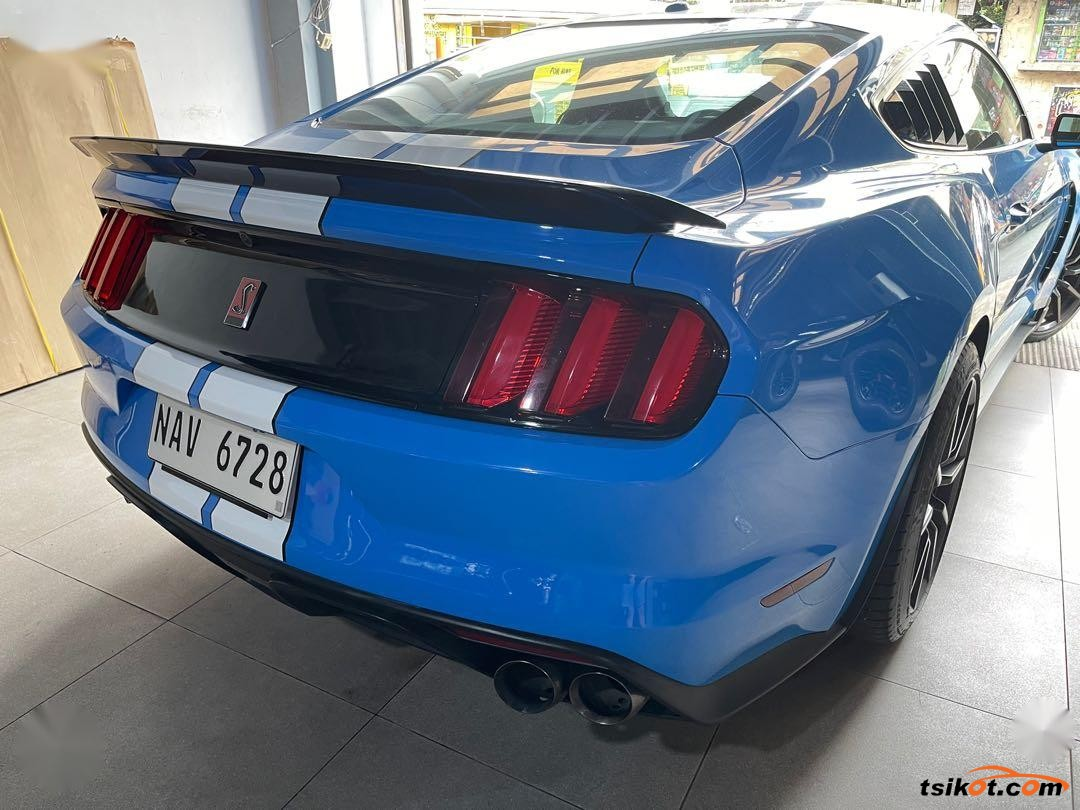 Ford Mustang 2017 - 4