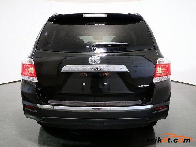 Toyota Highlander 2013 - 2