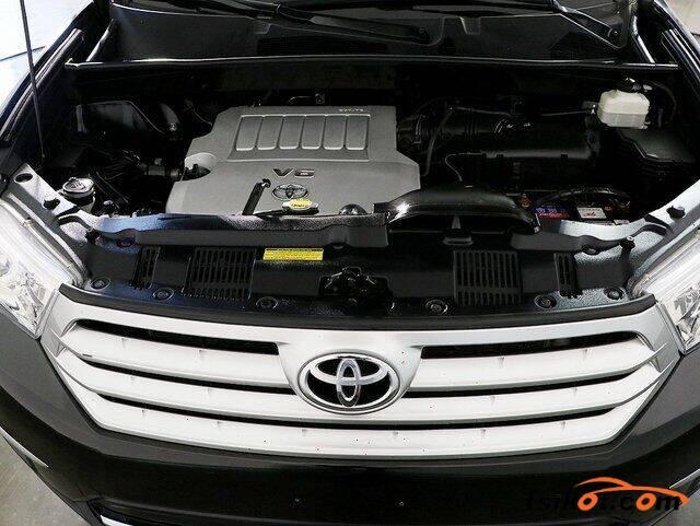 Toyota Highlander 2013 - 4
