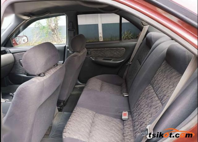 Nissan Sentra 1996 - 4