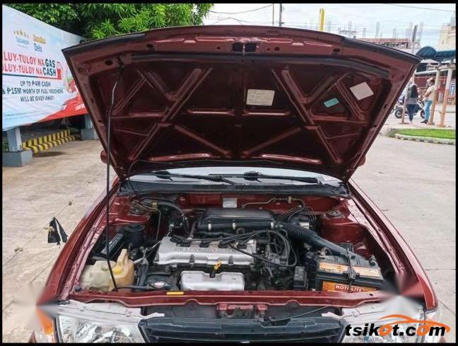 Nissan Sentra 1996 - 5