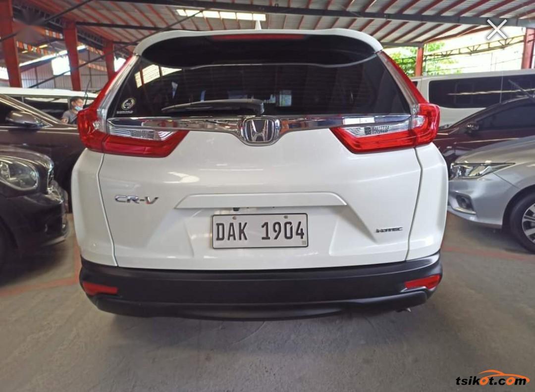 Honda Cr-V 2015 - 2