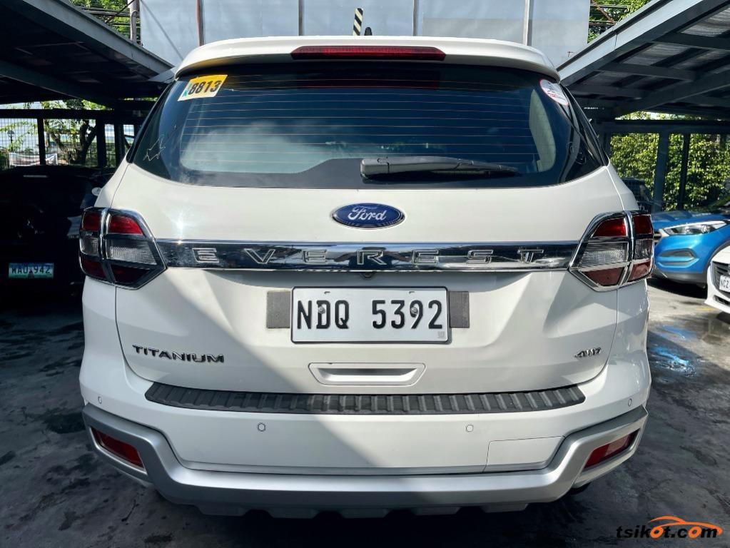Ford Everest 2015 - 2