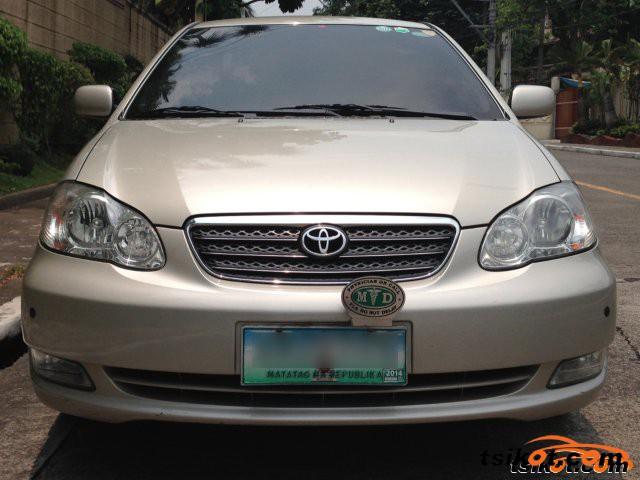 Toyota Corolla 2004 - 2