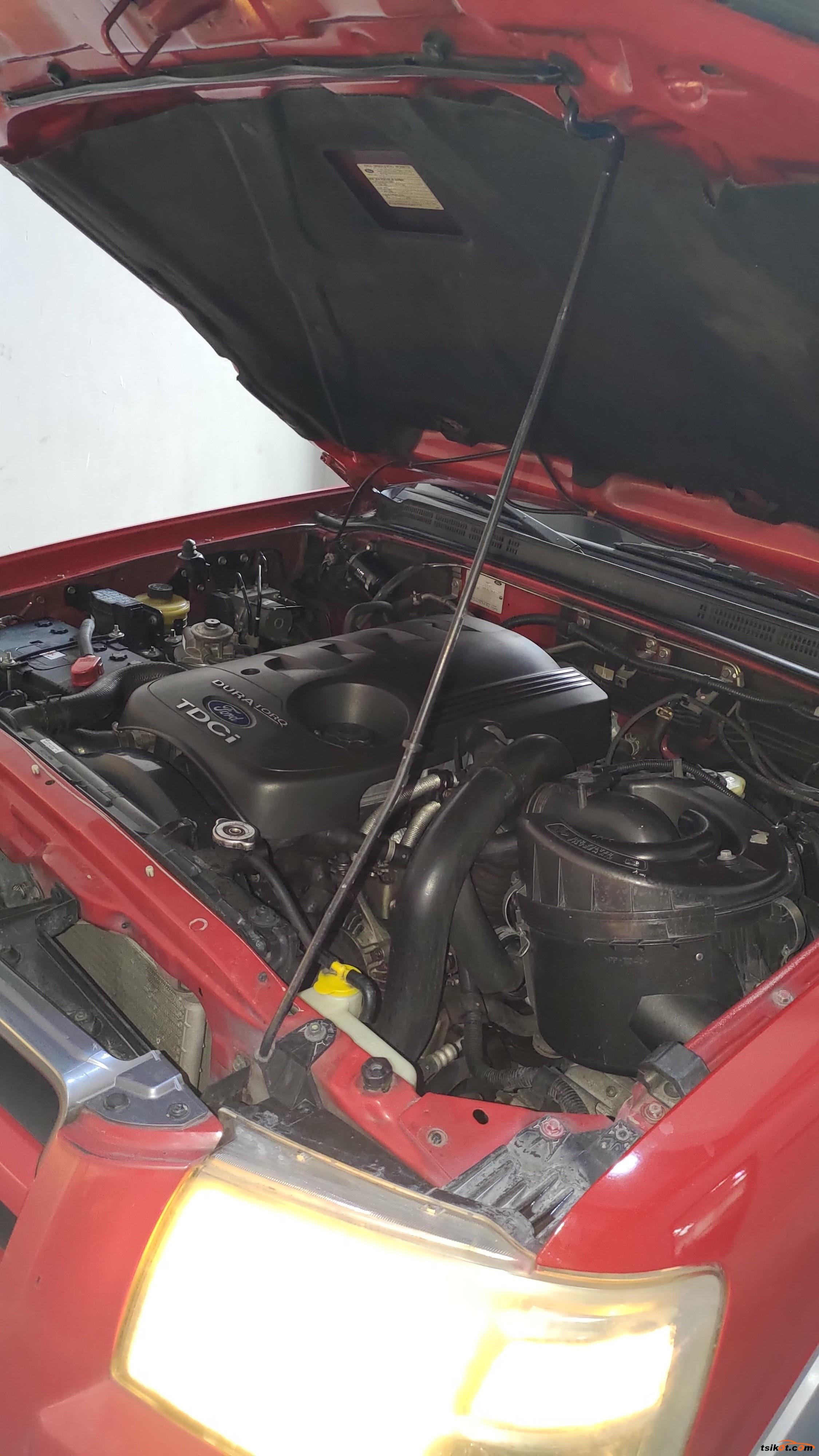 Ford Ranger 2007 - 10