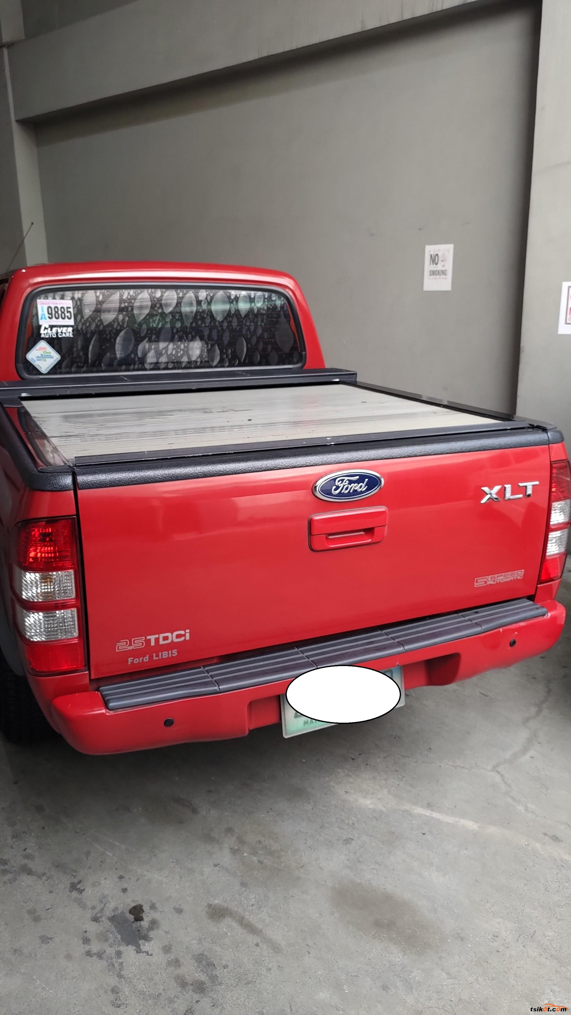 Ford Ranger 2007 - 9