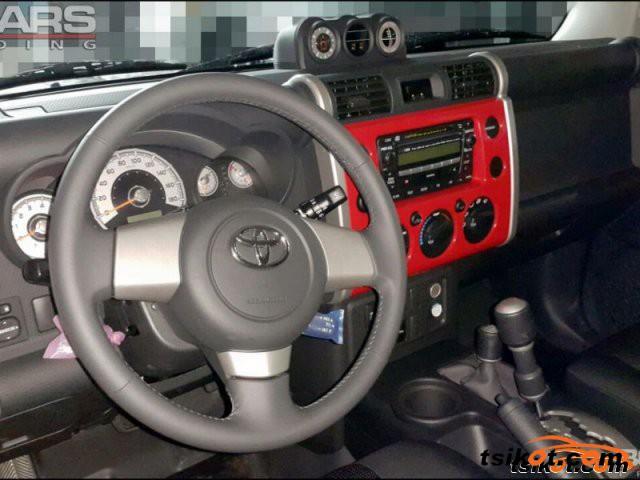 Toyota Fj Cruiser 2015 - 3