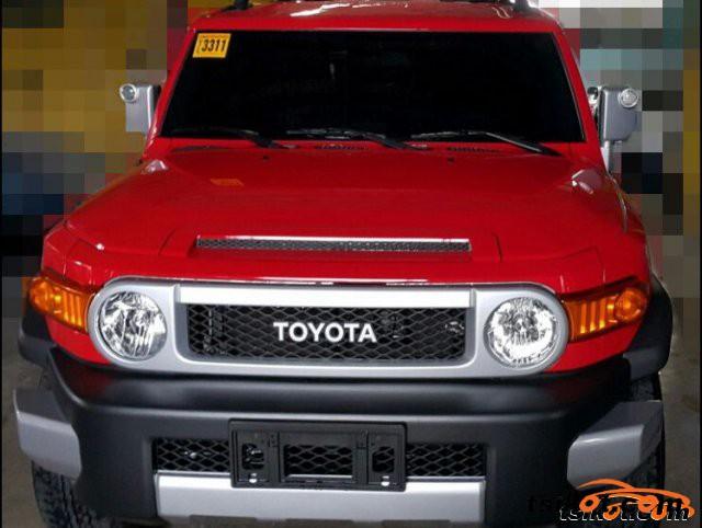 Toyota Fj Cruiser 2015 - 4