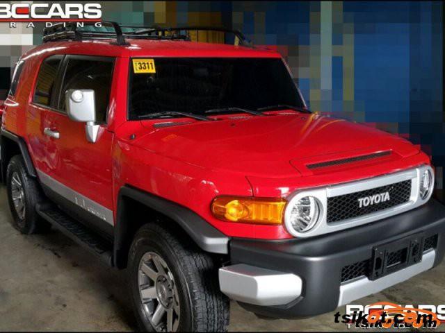 Toyota Fj Cruiser 2015 - 5
