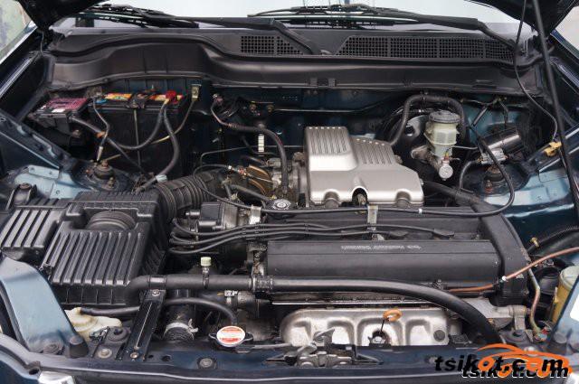 Honda Cr-V 2000 - 6
