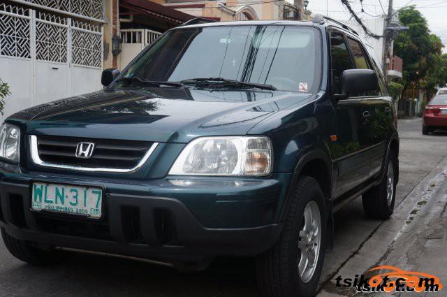 Honda Cr-V 2000 - 7