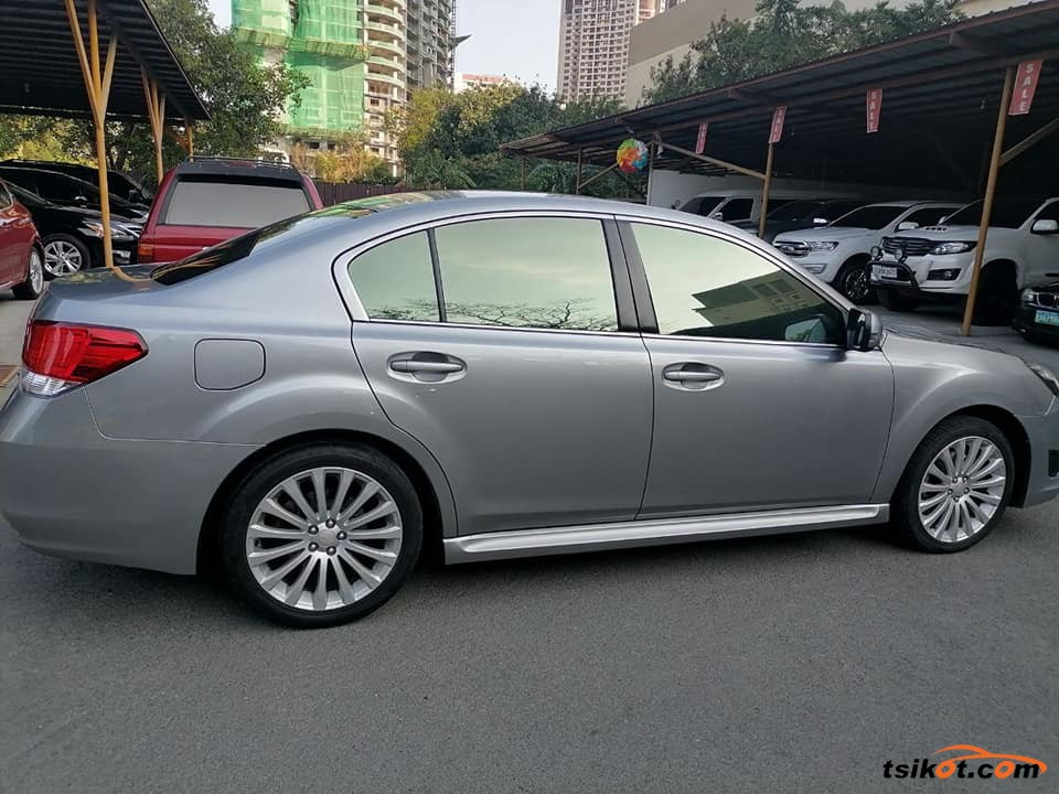 Subaru Legacy 2010 - 5