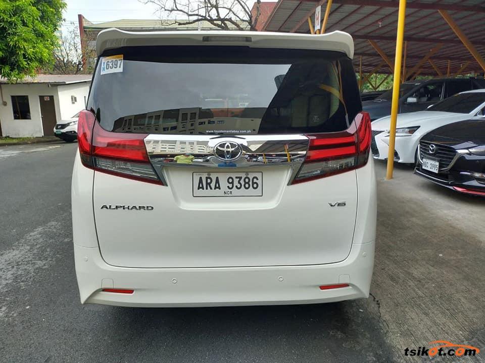 Toyota Alphard 2015 - 3