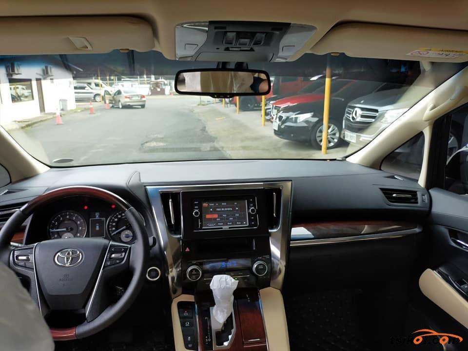 Toyota Alphard 2015 - 9