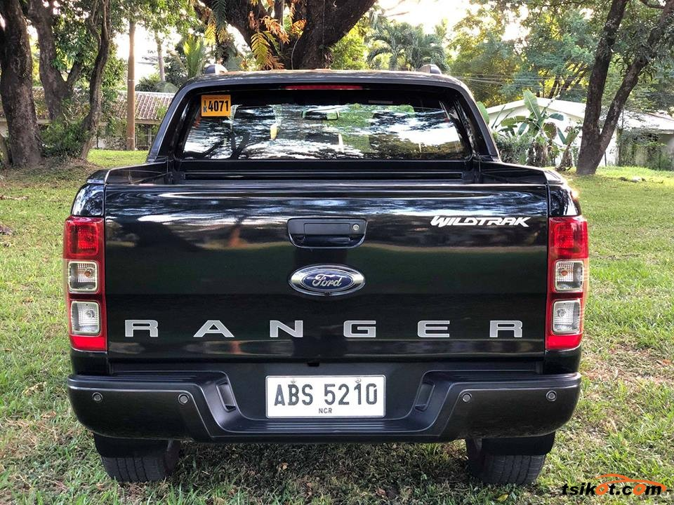 Ford Ranger 2015 - 3