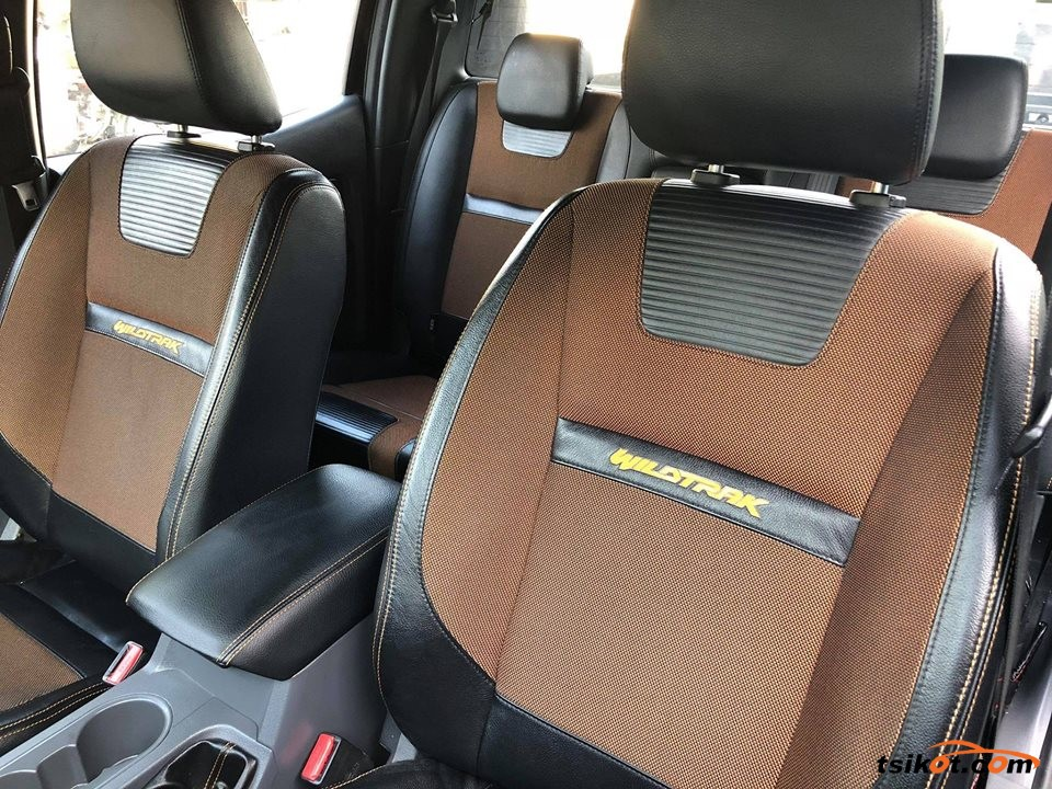 Ford Ranger 2015 - 4