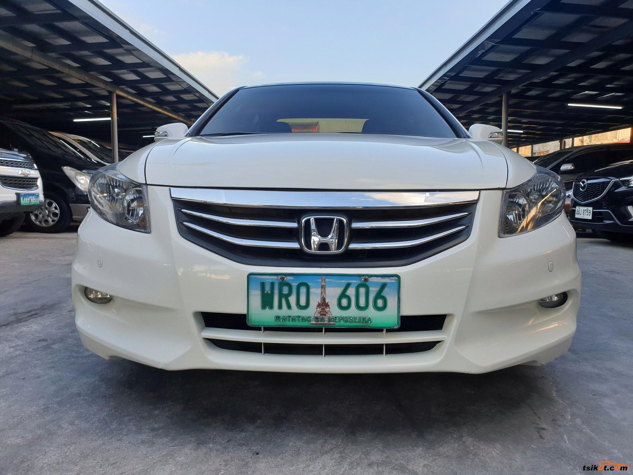 Honda Accord 2013 - 1