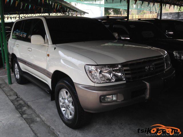 Toyota Land Cruiser 1998 - 4