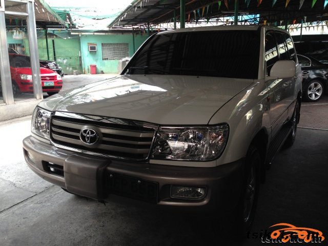 Toyota Land Cruiser 1998 - 5