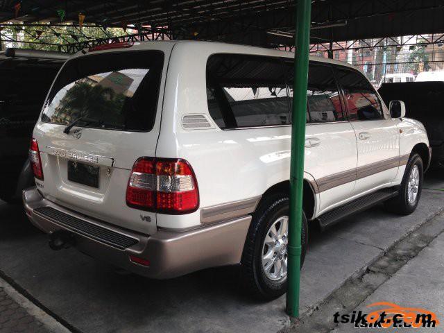 Toyota Land Cruiser 1998 - 6