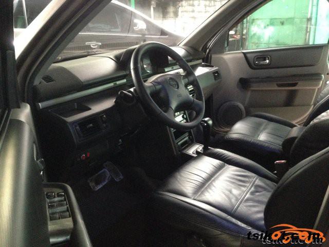 Nissan X-Trail 2005 - 9