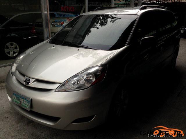 Toyota Sienna 2007 - 3