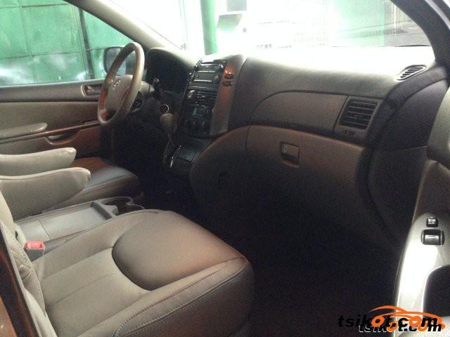 Toyota Sienna 2007 - 6