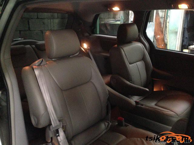 Toyota Sienna 2007 - 8