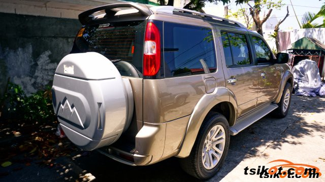 Ford Everest 2013 - 3