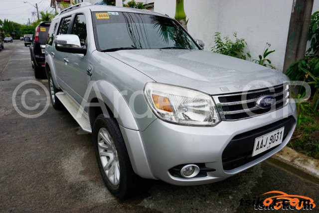 Ford Everest 2014 - 6