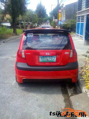 Hyundai Getz 2010 - 5