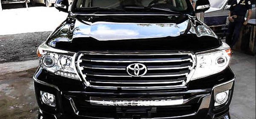Toyota Land Cruiser 2013 - 1