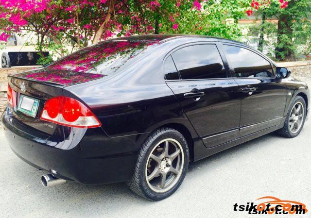 Honda Civic 2008 - 1