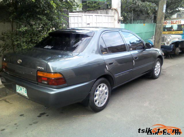 Toyota Corolla 1995 - 4
