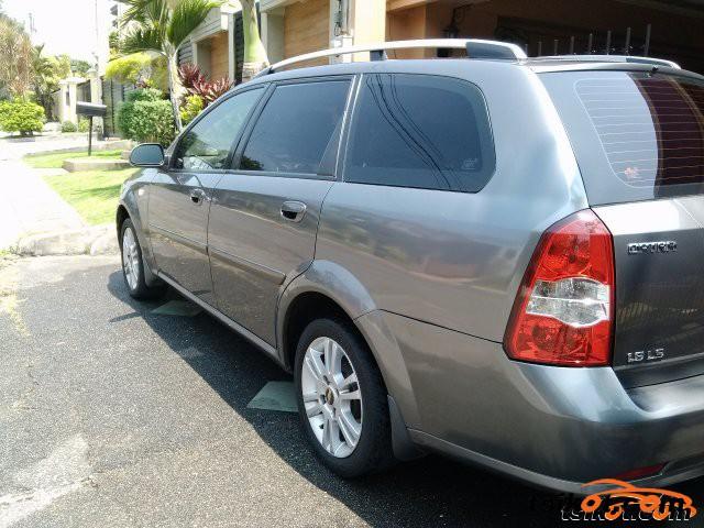 Chevrolet Optra 2006 - 2