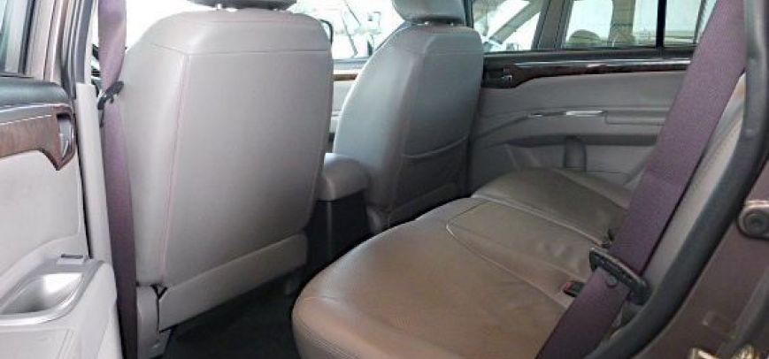 Mitsubishi Montero 2011 - 4