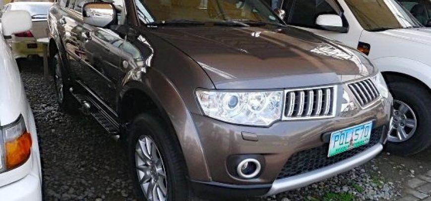 Mitsubishi Montero 2011 - 6