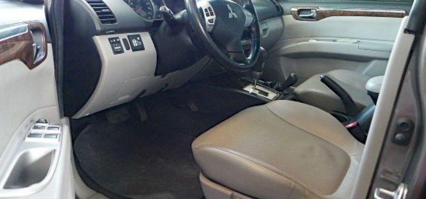 Mitsubishi Montero 2011 - 8