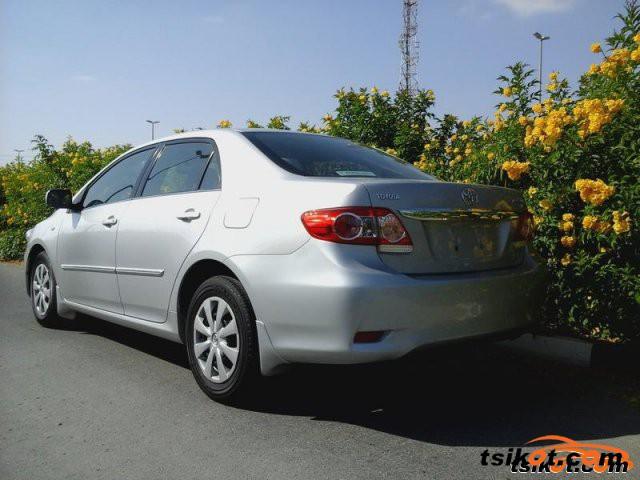 Toyota Corolla 2012 - 3