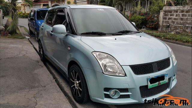 Suzuki Swift 2009 - 4