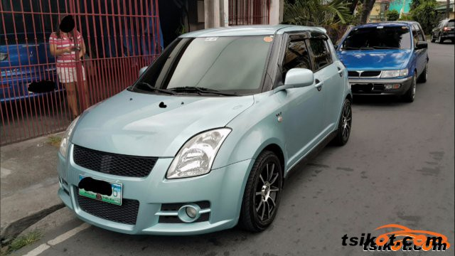 Suzuki Swift 2009 - 6