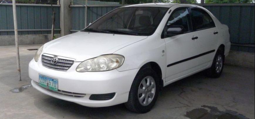 Toyota Corolla 2005 - 1
